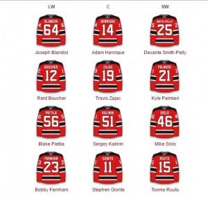 Devils Forward Lines 3_29