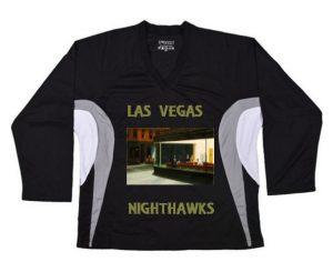 Nighthawks Jersey