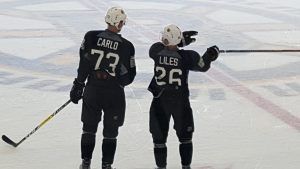 Liles and Carlo
