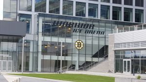 The Bruins New Practice Facility