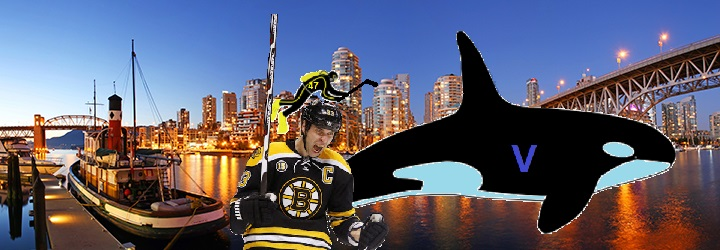 Bruins Chasing Canucks in Vancouver