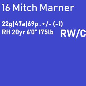 Mitch Marner