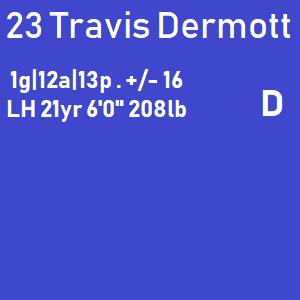 Travis Dermott
