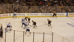 Bruins vs Maple Leafs
