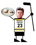 #23 Jakob Forsbacka-Karlsson