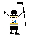 #14 Chris Wagner