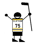 #75 Connor Clifton