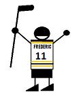 #11 Trent Frederic