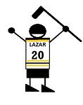 #20 Curtis Lazar